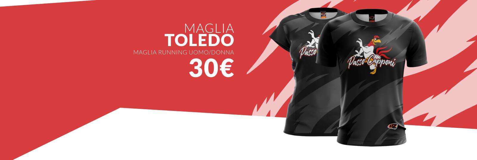PZ Sport - Passo Capponi: Maglia Toledo
