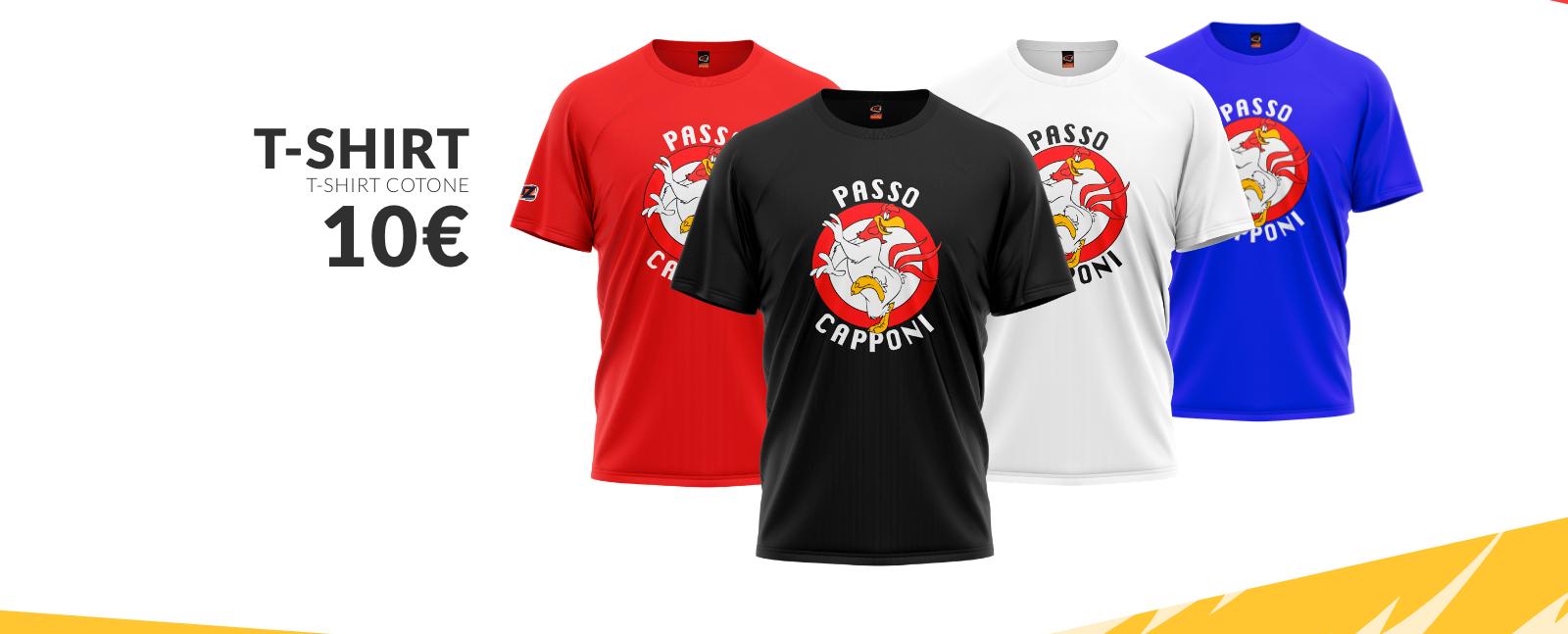 PZ Sport - Passo Capponi: T-Shirt